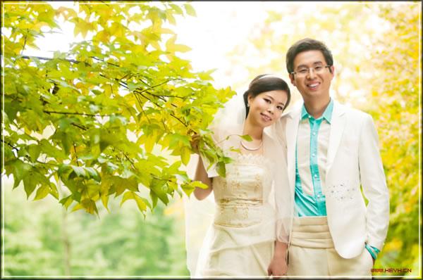 大学同学陈海丰新婚快乐!